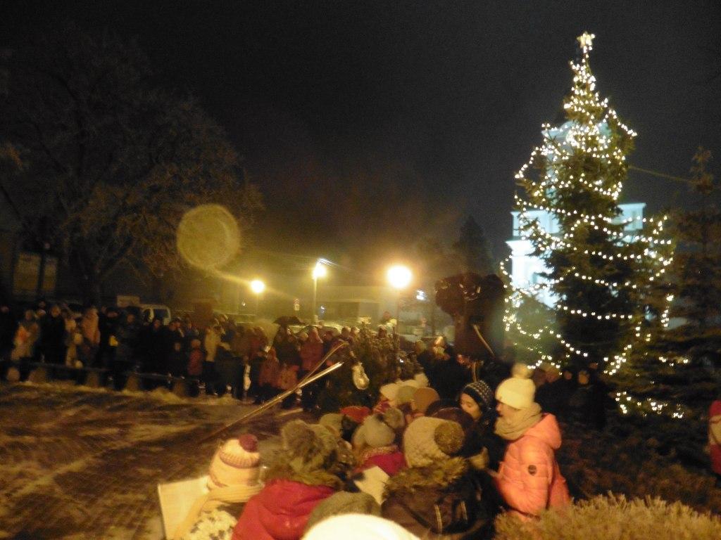 Rozsvěcení vánočního stromu 2018 15