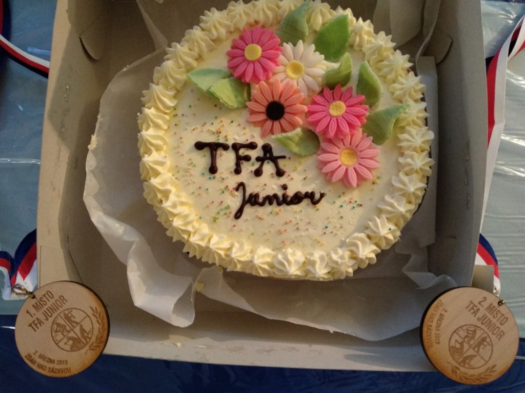 Hasíci soutěž TFA 4