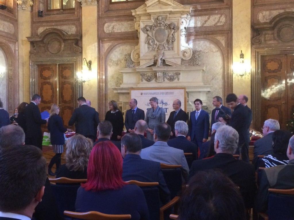 Setkání obcí k Vesnici roku 2019 v Senátu ČR 3