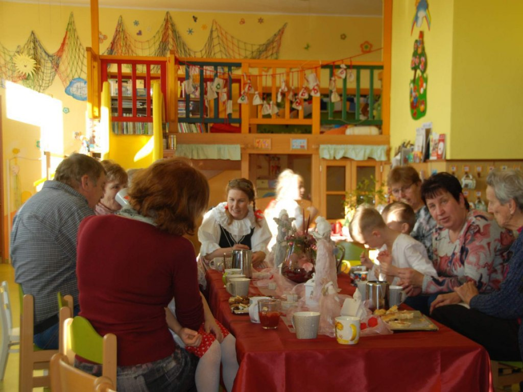 Vánoční kavárna pro dříve narozené 17